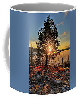 Glorious Day Coffee Mug by Rose-Marie Karlsen