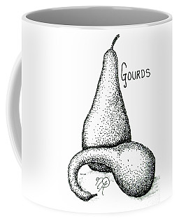 Glorious Gourds Coffee Mug