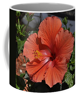 Glorious Hibiscus Coffee Mug