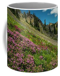 Glorious Mountain Heather Coffee Mug