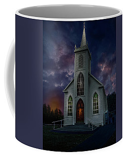 Glorious Night Church Coffee Mug