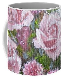 Glorious Roses Coffee Mug by Chris Hobel