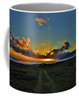 Glorious Sunrise Coffee Mug by Craig Wood