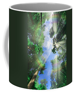 Glory Amongst Redwoods Coffee Mug