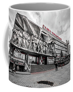 Glory To The Winners Coffee Mug