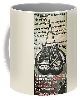 Gloves Of Life Coffee Mug