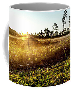 Coffee Mug featuring the photograph Glow by Eric Christopher Jackson