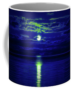 Glow In The Dark Amazing Sunset  Coffee Mug