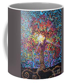 Glow Of Love Coffee Mug