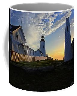 Glow Of Morning Coffee Mug