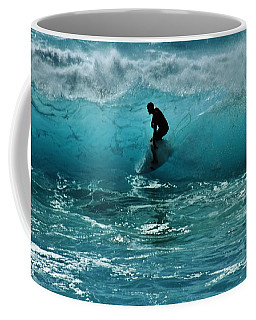 Glow Of The Surf Coffee Mug by Craig Wood