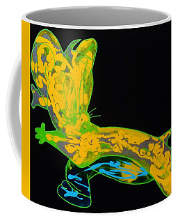 Glow Stick Coffee Mug