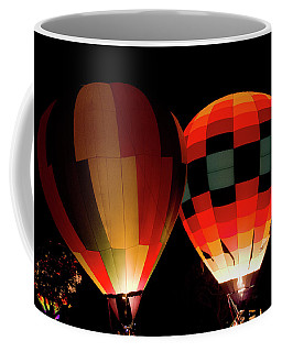 Glowing Balloons Coffee Mug
