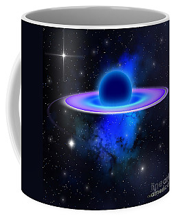 Glowing Black Hole  Coffee Mug