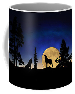 Glowing Horizon Coffee Mug