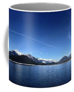 Glowing In The Blue Coffee Mug