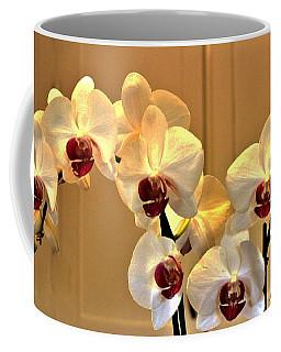 Glowing Orchids Coffee Mug