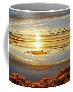 Glowing Reflections Coffee Mug
