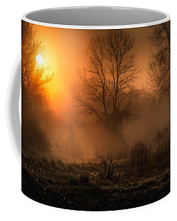 Glowing Sunrise Coffee Mug