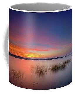 Glowing Sunset Coffee Mug