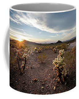 Glowing Sunset Coffee Mug