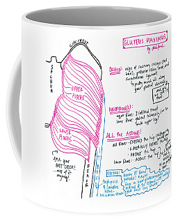 Gluteus Maximus Coffee Mug