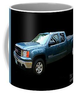 GMC Coffee Mug by Barbara S Nickerson