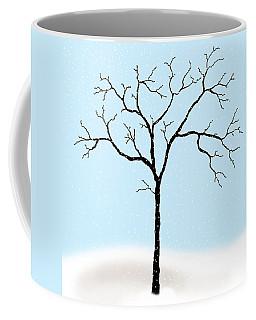 Gnarled In Winter Coffee Mug