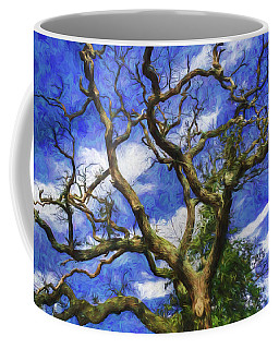 Starry Afternoon Coffee Mug