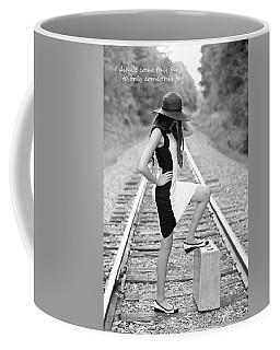 Go Far Coffee Mug