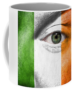 Coffee Mug featuring the photograph Go Ireland by Semmick Photo