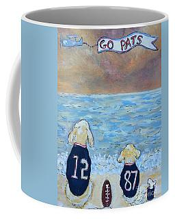 Go Pats  Coffee Mug