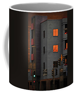 Coffee Mug featuring the photograph Go by Skip Hunt