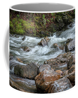 Go With The Flow Coffee Mug