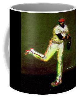 Go Yelich Baseball Art 1 Coffee Mug