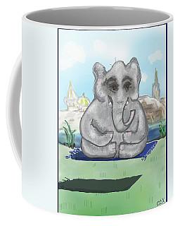 Go Zen, Baby Coffee Mug