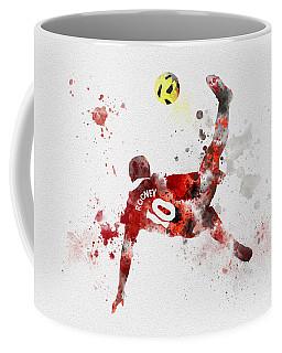 Goal Of The Season Coffee Mug