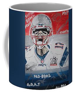 Goat Brady Coffee Mug