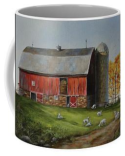 Goat Farm Coffee Mug