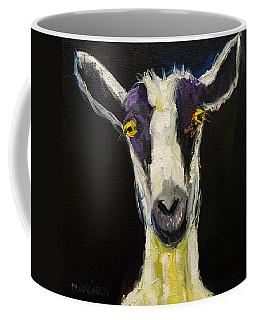 Goat Gloat Coffee Mug