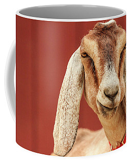 Goat With An Attitude Coffee Mug
