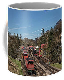 Goathland Station Coffee Mug