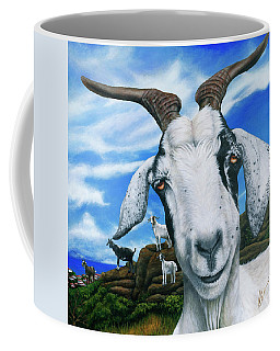 Goats Of St. Martin Coffee Mug