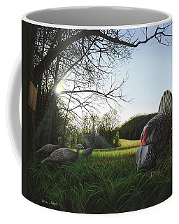 Gobbler's Morning Dance Coffee Mug