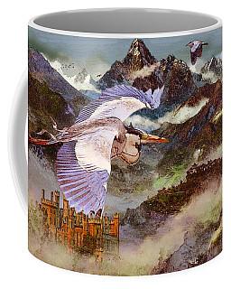 Goblin Gloaming Bird Coffee Mug
