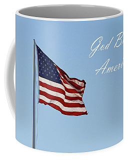 God Bless America Coffee Mug