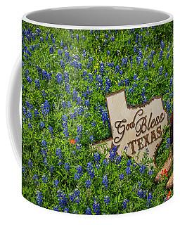 God Bless Texas II Coffee Mug