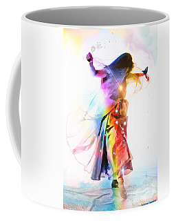 God Colors Coffee Mug