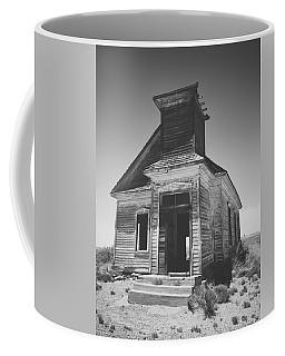 God Has Left The Building Coffee Mug