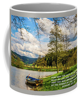 God Of Hope Coffee Mug